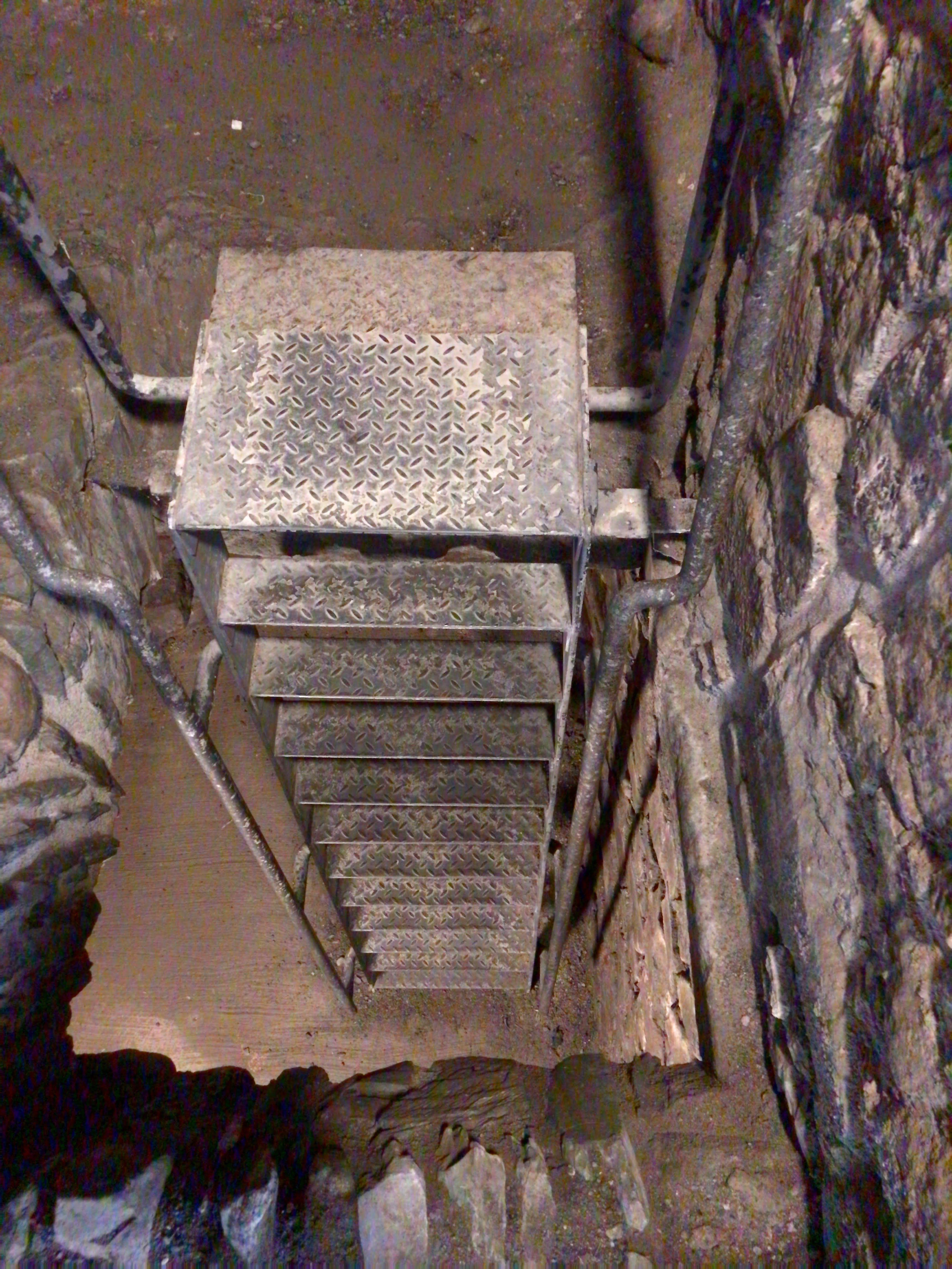 Dundonald Castle Dungeon Pit